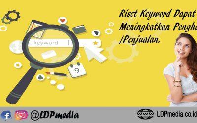 Cara Riset Keyword Untuk Meningkatkan Traffic Website/Blog